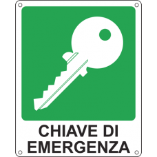 Chiave d'emergenza